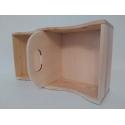 Caja modelo Carpinteiro